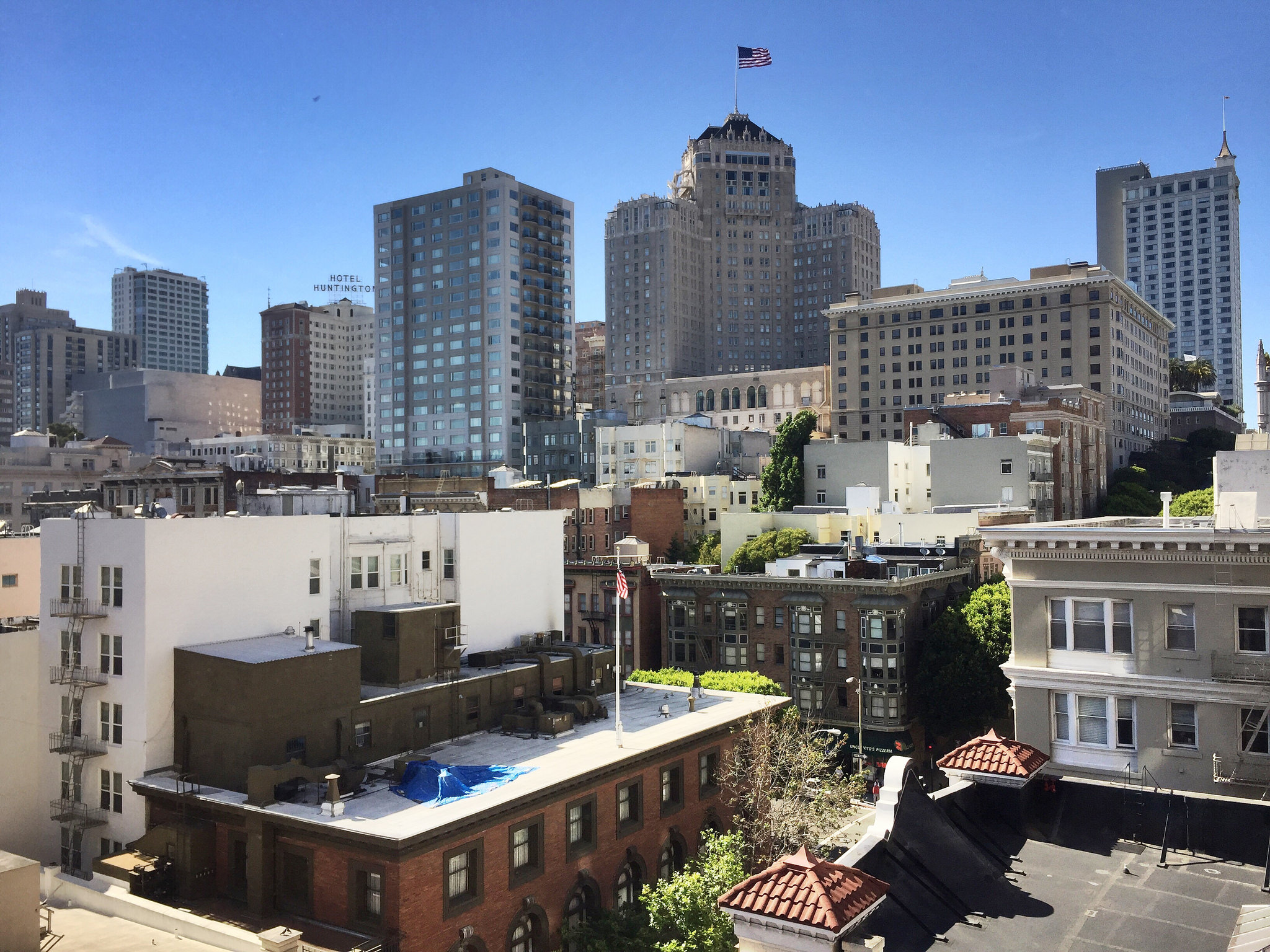 san francisco union square marriott view travel whatiwore2day
